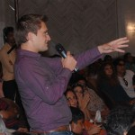 The Indian Debating Union - Audience Member Spencer Mahoney, Great Britain - Mumbai Debate