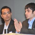 Indian Debating Union - Rahul & Karthikeya Q&A