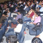 Indian Debating Union - St. Andrew's Auditorium Audience